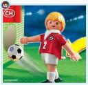 プレイモービル 4715 サッカー スイス選手 Playmo...