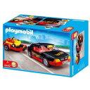 プレイモービル 4442 ゴーカートと車 Playmobil