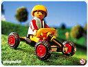 プレイモービル 4510 ゴーカートと黄色の運転手 Play