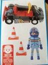 プレイモービル 3012 黒いゴーカート Playmobil