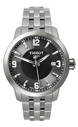 ティソ 腕時計 メンズ 時計 Tissot PRC 200 Quartz Black Dial Stainless Steel Sport Mens Watch T0554101105700 ティソ 腕時計 メンズ 時計 Tissot PRC 200 Quartz Black Dial Stainless Steel Sport Mens Watch T0554101105700