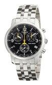 ティソ 腕時計 メンズ 時計 Tissot Men's T17158652 PRC 200 Chronograph Watch