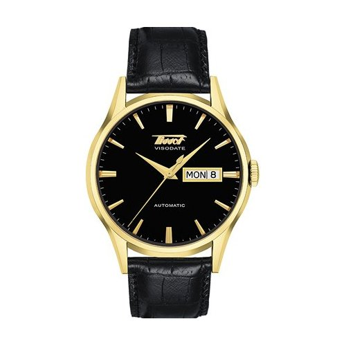 ティソ 腕時計 メンズ 時計 Tissot Visodate Automatic Gold PVD Mens Watch T0194303605101 ティソ 腕時計 メンズ 時計 Tissot Visodate Automatic Gold PVD Mens Watch T0194303605101