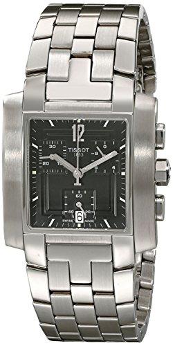 ティソ 腕時計 メンズ 時計 Tissot Men's T60.1.587.52 T-Trend Analog Display Quartz Silver Watch ティソ 腕時計 メンズ 時計 Tissot Men's T60.1.587.52 T-Trend Analog Display Quartz Silver Watch