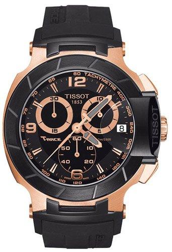 ティソ 腕時計 メンズ 時計 Tissot T-Race Rose Gold Men's Stainless Steel Case Date Watch T0484172705706 ティソ 腕時計 メンズ 時計 Tissot T-Race Rose Gold Men's Stainless Steel Case Date Watch T0484172705706