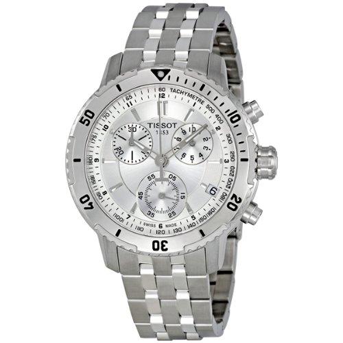 ティソ 腕時計 メンズ 時計 Tissot PRS 200 Chrono Silver Dial Men's watch #T067.417.11.031.00 ティソ 腕時計 メンズ 時計 Tissot PRS 200 Chrono Silver Dial Men's watch #T067.417.11.031.00