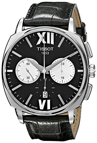 ティソ 腕時計 メンズ 時計 Tissot Men's T0595271605800 T Lord Analog Display Swiss Automatic Black Watch ティソ 腕時計 メンズ 時計 Tissot Men's T0595271605800 T Lord Analog Display Swiss Automatic Black Watch