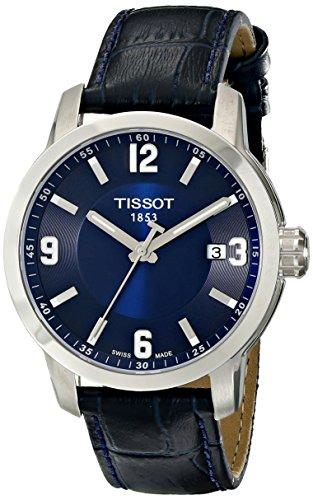 ティソ 腕時計 メンズ 時計 Tissot Men's TIST0554101604700 PRC 200 Analog Display Quartz Blue Watch ティソ 腕時計 メンズ 時計 Tissot Men's TIST0554101604700 PRC 200 Analog Display Quartz Blue Watch切実