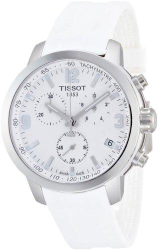 ティソ 腕時計 メンズ 時計 Tissot Men's T0554171701700 PRC 200 Analog Display Swiss Quartz White Watch ティソ 腕時計 メンズ 時計 Tissot Men's T0554171701700 PRC 200 Analog Display Swiss Quartz White Watch