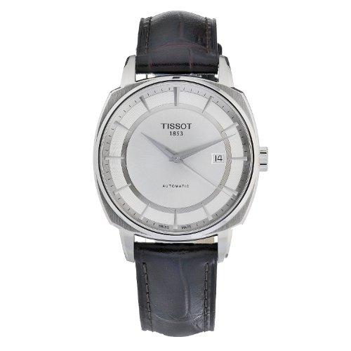 ティソ 腕時計 メンズ 時計 Tissot Men's T0595071603100 Automatic Stainless Steel Silver Dial Watch ティソ 腕時計 メンズ 時計 Tissot Men's T0595071603100 Automatic Stainless Steel Silver Dial Watch