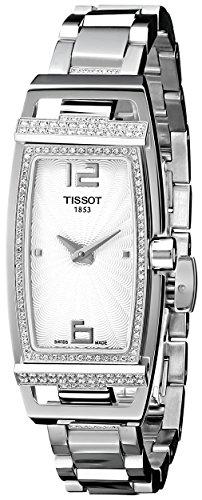 ティソ 腕時計 レディース 時計 Tissot Women's T0373091103701 Analog Display Quartz Silver Watch ティソ 腕時計 レディース 時計 Tissot Women's T0373091103701 Analog Display Quartz Silver Watch