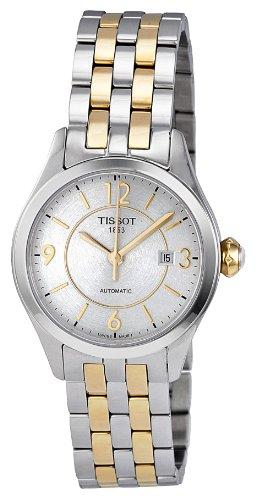 ティソ 腕時計 レディース 時計 Tissot Women's T038.007.22.037.00 Silver Dial Watch ティソ 腕時計 レディース 時計 Tissot Women's T038.007.22.037.00 Silver Dial Watch小さな