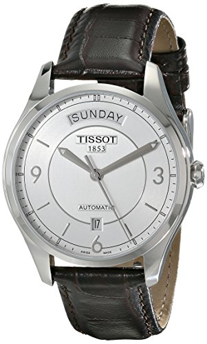 ティソ 腕時計 メンズ 時計 Tissot Men's T0384301603700 Analog Display Swiss Quartz Black Watch ティソ 腕時計 メンズ 時計 Tissot Men's T0384301603700 Analog Display Swiss Quartz Black Watch
