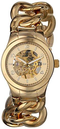 インヴィクタ インビクタ 腕時計 レディース 時計 Invicta Women's 17251 Angel Analog Display Mechanical Hand Wind Gold Watch インヴィクタ インビクタ 腕時計 レディース 時計 Invicta Women's 17251 Angel Analog Display Mechanical Hand Wind Gold Watch