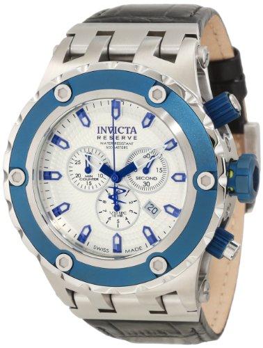 インヴィクタ インビクタ 腕時計 メンズ 時計 Invicta Men's 10086 Subaqua Reserve Chronograph Silver Textured Dial Watch インヴィクタ インビクタ 腕時計 メンズ 時計 Invicta Men's 10086 Subaqua Reserve Chronograph Silver Textured Dial Watch