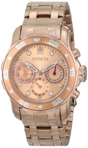 インヴィクタ インビクタ 腕時計 レディース 時計 Invicta Women's 15037 Pro Diver Analog Display Swiss Quartz Rose Gold Watch インヴィクタ インビクタ 腕時計 レディース 時計 Invicta Women's 15037 Pro Diver Analog Display Swiss Quartz Rose Gold Watch
