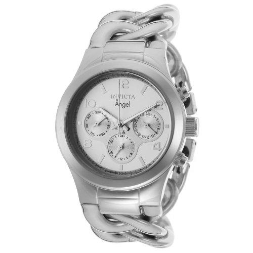 インヴィクタ インビクタ 腕時計 レディース 時計 Invicta Women's 15139 Angel Silver Dial Stainless Steel Watch インヴィクタ インビクタ 腕時計 レディース 時計 Invicta Women's 15139 Angel Silver Dial Stainless Steel Watch
