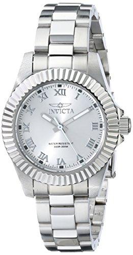 """インヴィクタ インビクタ 腕時計 レディース 時計 Invicta Women's 16761SYB """"Pro Diver"""" Stainless Steel Watch インヴィクタ インビクタ 腕時計 レディース 時計 Invicta Women's 16761SYB """"Pro Diver"""" Stainless Steel Watch"""