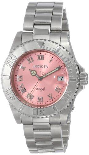インヴィクタ インビクタ 腕時計 レディース 時計 Invicta Women's 14360 Angel Analog Display Swiss Quartz Silver Watch インヴィクタ インビクタ 腕時計 レディース 時計 Invicta Women's 14360 Angel Analog Display Swiss Quartz Silver Watch