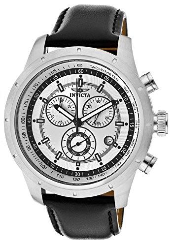 インヴィクタ インビクタ 腕時計 メンズ 時計 Invicta Men's 10688 Specialty Chronograph Silver Dial Watch インヴィクタ インビクタ 腕時計 メンズ 時計 Invicta Men's 10688 Specialty Chronograph Silver Dial Watch