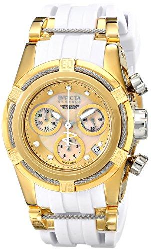 インヴィクタ インビクタ 腕時計 レディース 時計 Invicta Women's 15282 Bolt Analog Display Swiss Quartz White Watch インヴィクタ インビクタ 腕時計 レディース 時計 Invicta Women's 15282 Bolt Analog Display Swiss Quartz White Watch