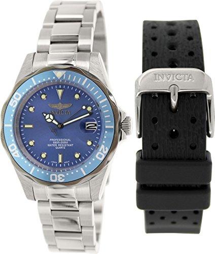インヴィクタ インビクタ 腕時計 メンズ 時計 Invicta Men's 12813 Pro Diver Quartz 3 Hand Metallic Blue Dial Watch インヴィクタ インビクタ 腕時計 メンズ 時計 Invicta Men's 12813 Pro Diver Quartz 3 Hand Metallic Blue Dial Watch