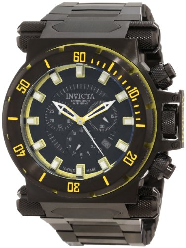 インヴィクタ インビクタ 腕時計 メンズ 時計 Invicta Men's 10035 Coalition Forces Chronograph Black Dial Watch インヴィクタ インビクタ 腕時計 メンズ 時計 Invicta Men's 10035 Coalition Forces Chronograph Black Dial Watch