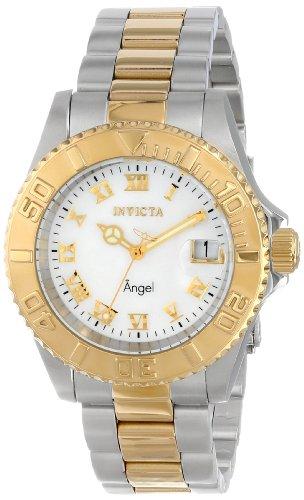 インヴィクタ インビクタ 腕時計 レディース 時計 Invicta Women's 14364 Angel Analog Display Swiss Quartz Two Tone Watch インヴィクタ インビクタ 腕時計 レディース 時計 Invicta Women's 14364 Angel Analog Display Swiss Quartz Two Tone Watch