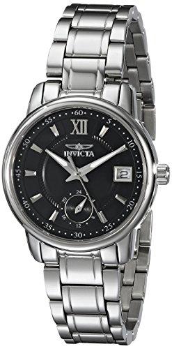 インヴィクタ インビクタ 腕時計 レディース 時計 Invicta Women's 18008 Specialty Analog Display Swiss Quartz Silver Watch インヴィクタ インビクタ 腕時計 レディース 時計 Invicta Women's 18008 Specialty Analog Display Swiss Quartz Silver Watch