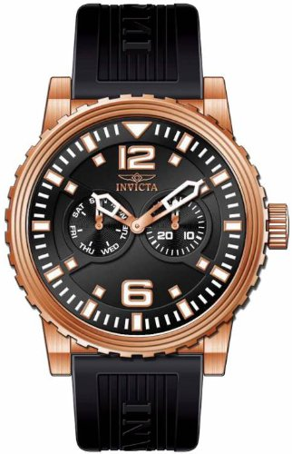 インヴィクタ インビクタ 腕時計 メンズ 時計 Invicta Men's 13647 Specialty Quartz Chronograph Black Dial Watch インヴィクタ インビクタ 腕時計 メンズ 時計 Invicta Men's 13647 Specialty Quartz Chronograph Black Dial Watch