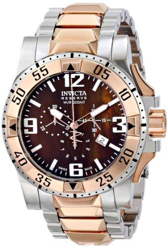 インビクタ 時計 インヴィクタ メンズ 腕時計 Invicta タイメックス Men's スカーゲン 80383 インビクタ Excursion Analog Display Swiss Quartz Two Tone Watch:i-selection インビクタ 時計 インヴィクタ メンズ 腕時計 Invicta Men's 80383 Excursion Analog Display Swiss Quartz Two Tone Watch