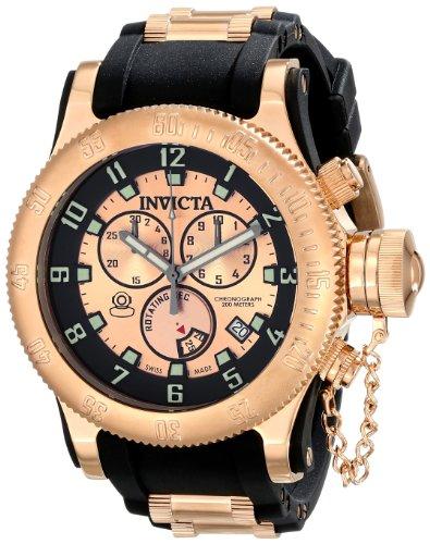インビクタ 時計 インヴィクタ メンズ 腕時計 Invicta Men's 15569 Russian Diver Analog Display Swiss Quartz Black Watch インビクタ 時計 インヴィクタ メンズ 腕時計 Invicta Men's 15569 Russian Diver Analog Display Swiss Quartz Black Watch