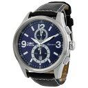 インビクタ 時計 インヴィクタ メンズ 腕時計 Invicta Signature II Elegant Blue Dial Chronograph Mens Watch 7416