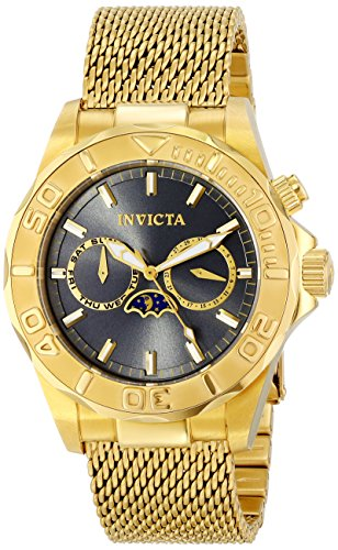 インビクタ 時計 インヴィクタ メンズ 腕時計 Invicta Men's 80332 Pro Diver Analog Display Swiss Quartz Gold Watch インビクタ 時計 インヴィクタ メンズ 腕時計 Invicta Men's 80332 Pro Diver Analog Display Swiss Quartz Gold Watch