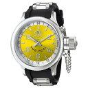 インビクタ 時計 インヴィクタ メンズ 腕時計 Invicta Men's F0036 Signature Collection Russian Diver GMT Watch