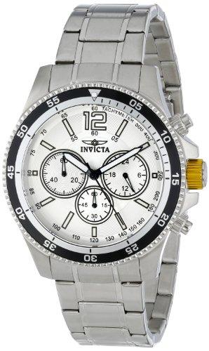 インビクタ 時計 インヴィクタ メンズ 腕時計 Invicta Men's INVICTA-13975 Specialty Analog Display Japanese Quartz Silver Watch インビクタ 時計 インヴィクタ メンズ 腕時計 Invicta Men's INVICTA-13975 Specialty Analog Display Japanese Quartz Silver Watch