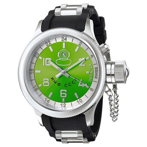 インビクタ 時計 インヴィクタ メンズ 腕時計 Invicta Men's F0038 Signature Collection Russian Diver GMT Watch インビクタ 時計 インヴィクタ メンズ 腕時計 Invicta Men's F0038 Signature Collection Russian Diver GMT Watch