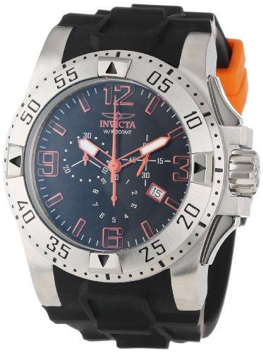 インビクタ 時計 インヴィクタ メンズ 腕時計 Invicta Men's 11791 Excursion Sport Chronograph Black Dial Black Polyurethane Watch インビクタ 時計 インヴィクタ メンズ 腕時計 Invicta Men's 11791 Excursion Sport Chronograph Black Dial Black Polyurethane Watch