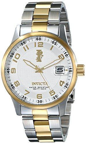 """インビクタ 時計 インヴィクタ メンズ 腕時計 Invicta Men's 15260 """"I-Force"""" 18k Gold Ion Plating and Stainless Steel Watch インビクタ 時計 インヴィクタ メンズ 腕時計 Invicta Men's 15260 """"I-Force"""" 18k Gold Ion Plating and Stainless Steel Watch"""