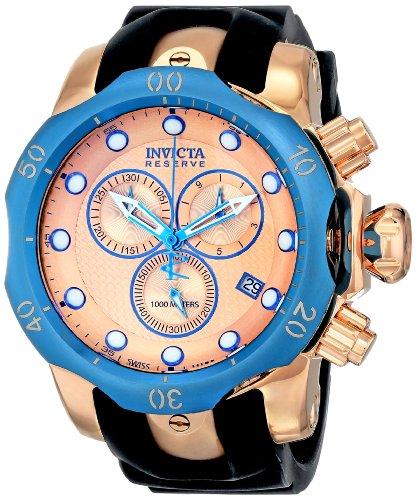 インビクタ 時計 インヴィクタ メンズ 腕時計 フリースタイル Invicta スカーゲン Men's 16153 Venom テンス Analog Display Swiss Quartz Black Watch:i-selection インビクタ 時計 インヴィクタ メンズ 腕時計 Invicta Men's 16153 Venom Analog Display Swiss Quartz Black Watch