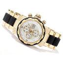 インビクタ 時計 インヴィクタ メンズ 腕時計 Mens Invicta 12496 Reserve Specialty Capsule Gold-tone Valjoux 7750 Automatic...