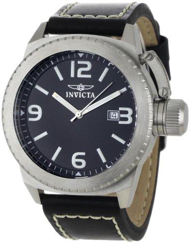 インビクタ 時計 インヴィクタ メンズ 腕時計 Invicta Men's 1108 Corduba Collection Black Dial Black Leather Watch インビクタ 時計 インヴィクタ メンズ 腕時計 Invicta Men's 1108 Corduba Collection Black Dial Black Leather Watch