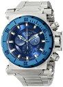 インビクタ 時計 インヴィクタ メンズ 腕時計 Invicta Men's 80503 Coalition Forces Analog Display Swiss Quartz Silver Watch