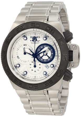 インビクタ 時計 インヴィクタ メンズ 腕時計 Invicta Men's 10139 Subaqua Noma IV Chronograph Ivory Textured Dial Watch インビクタ 時計 インヴィクタ メンズ 腕時計 Invicta Men's 10139 Subaqua Noma IV Chronograph Ivory Textured Dial Watch