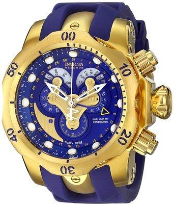 インビクタ 時計 インヴィクタ メンズ 腕時計 Invicta Men's 14465 Venom Analog Display Swiss Quartz Blue Watch インビクタ 時計 インヴィクタ メンズ 腕時計 Invicta Men's 14465 Venom Analog Display Swiss Quartz Blue Watch