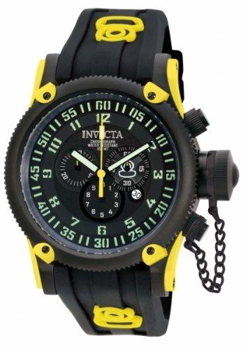 インビクタ 時計 インヴィクタ メンズ 腕時計 Invicta Men's 10181 Russian Diver Chronograph Black Dial Watch インビクタ 時計 インヴィクタ メンズ 腕時計 Invicta Men's 10181 Russian Diver Chronograph Black Dial Watch