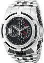 手錶 - インビクタ 時計 インヴィクタ メンズ 腕時計 Invicta Men's 16955 Bolt Analog Display Swiss Quartz Silver Watch