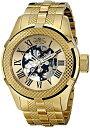 インビクタ 時計 インヴィクタ メンズ 腕時計 Invicta Men's 17180 Bolt Analog Display Mechanical Hand Wind Gold Watch