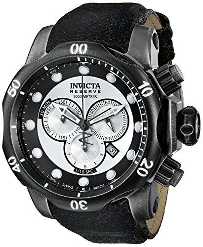 インビクタ 時計 インヴィクタ メンズ 腕時計 Invicta Men's 15985 Venom Analog Display Swiss Quartz Black Watch インビクタ 時計 インヴィクタ メンズ 腕時計 Invicta Men's 15985 Venom Analog Display Swiss Quartz Black Watch