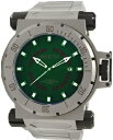 インビクタ 時計 インヴィクタ メンズ 腕時計 Invicta 11699 Coalition Force Green Dial Automatic Titanium Men's Watch